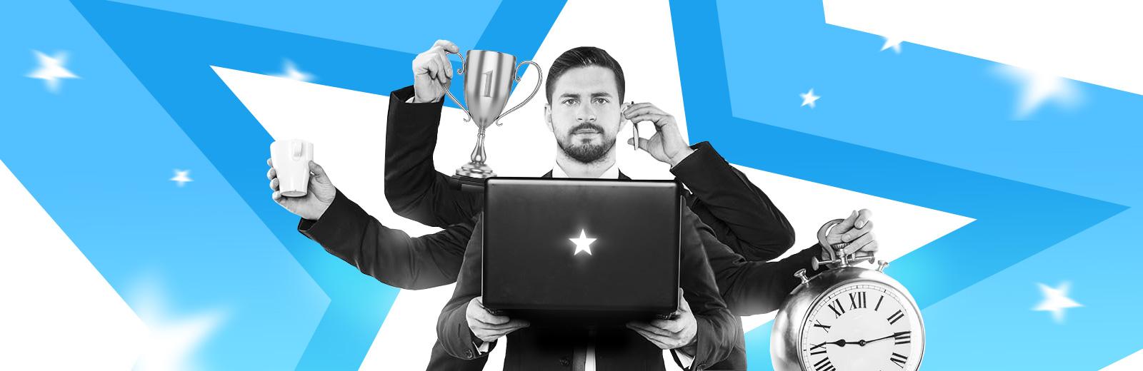 10 ключевых навыков руководителя проектов