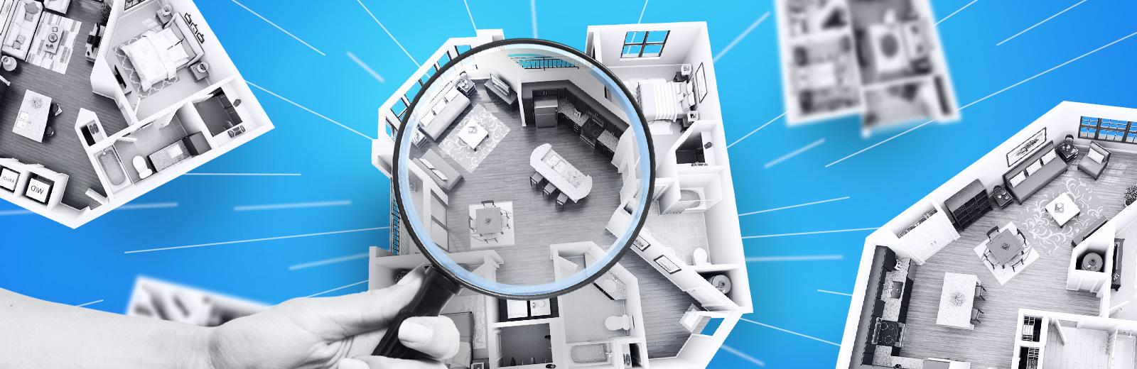 Найти квартиру или дом: как в поиске может помочь сервис бизнес-ассистентов?