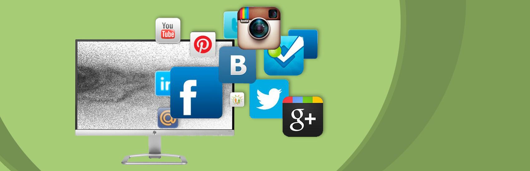 Запуск и ведение страниц в социальных сетях