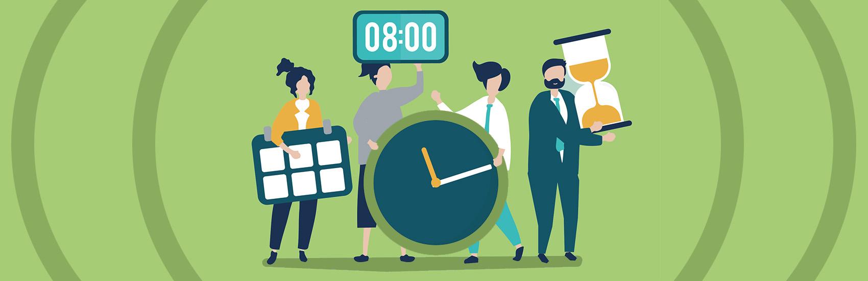 Как понять, что вашему тайм-менеджменту нужна перезагрузка?
